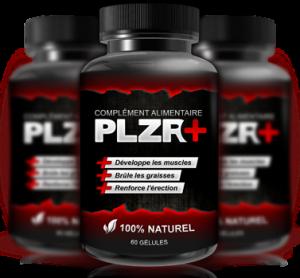 PLZR booster de libido masculine